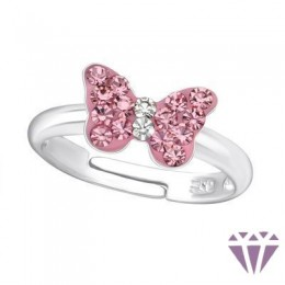 Gyerek ezüst gyűrű - A4S23477