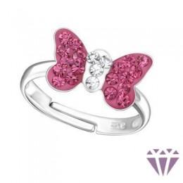 Gyerek ezüst gyűrű - A4S24012