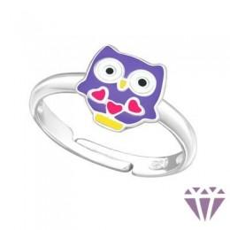 Gyerek ezüst gyűrű - A4S24746