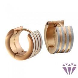 Rozsdamentes acél fülbevaló - A4S26617