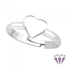 Gyerek ezüst gyűrű - A4S32489