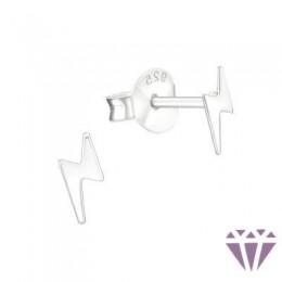 Stift gyerek ezüst fülbevaló - A4S38457