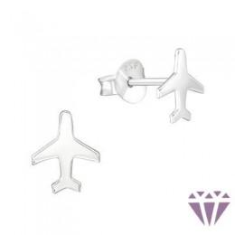 Stift gyerek ezüst fülbevaló - A4S38462