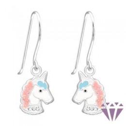Akasztós gyerek ezüst fülbevaló - A4S38581