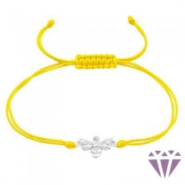 Ezüst karkötő, gyermek - A4S38999
