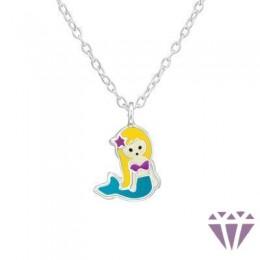 Ezüst gyerek nyaklánc - A4S39080