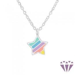 Ezüst gyerek nyaklánc - A4S39082