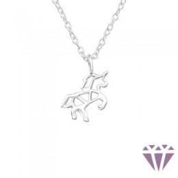 Ezüst gyerek nyaklánc - A4S40040