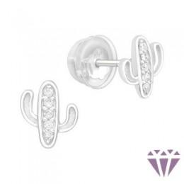 Gyerek prémium ezüst fülbevaló - A4S40044