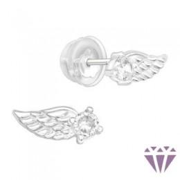 Gyerek prémium ezüst fülbevaló - A4S40076