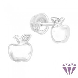 Gyerek prémium ezüst fülbevaló - A4S40083