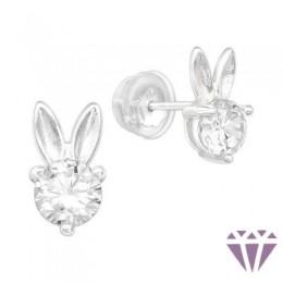 Gyerek prémium ezüst fülbevaló - A4S40099