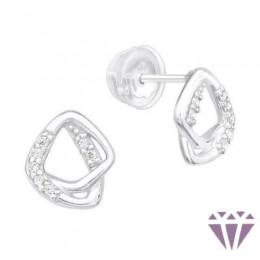 Gyerek prémium ezüst fülbevaló - A4S40149
