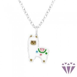 Ezüst gyerek nyaklánc - A4S40235