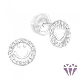 Gyerek prémium ezüst fülbevaló - A4S40373
