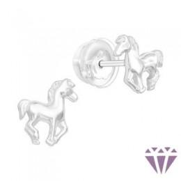 Gyerek prémium ezüst fülbevaló - A4S40376