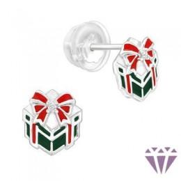 Gyerek prémium ezüst fülbevaló - A4S40385
