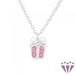 Ezüst gyerek nyaklánc - A4S40692