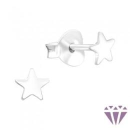 Stift gyerek ezüst fülbevaló - A4S41159
