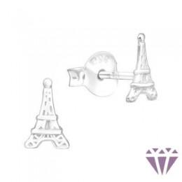Stift gyerek ezüst fülbevaló - A4S41167