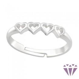 Gyerek ezüst gyűrű - A4S41531