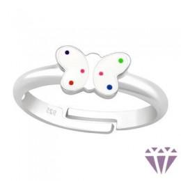 Gyerek ezüst gyűrű - A4S41539