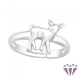 Gyerek ezüst gyűrű - A4S41540