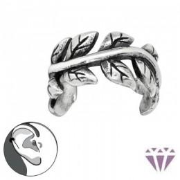 Leveles fülcimpa gyűrű